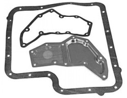 Filter and Gasket Kit - Automatic Transmission - C-6 - Repro ~ 1967 - 1973 Mercury Cougar / 1967 - 1973 Ford Mustang 1967,1967 cougar,1967 mustang,1968,1968 cougar,1968 mustang,1969,1969 cougar,1969 mustang,1970,1970 cougar,1970 mustang,1971,1971 cougar,1971 mustang,1972,1972 cougar,1972 mustang,1973,1973 cougar,1973 mustang,amp,automatic,c7w,c7z,c8w,c8z,c9w,c9z,cougar,d0w,d0z,d1w,d1z,d2w,d2z,d3w,d3z,filter,ford,ford mustang,gasket,kit,mercury,mercury cougar,mustang,new,pan,repro,reproduction,transmission,dip,stick,seal,c6,c-6,c/6,kit